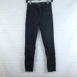 American Eagle High Waisted Skinny Jeans